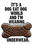 Milk Bone Underwear