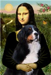 MONA LISA<br>& Bernese Mountain Dog
