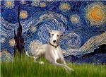 STARRY NIGHT<br>With Whippet #2