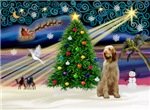 CHRISTMAS MAGIC<br>& Italian Spinone #4