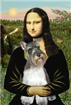 MONA LISA<br>Miniature Schnauzer (cropped ears)#11