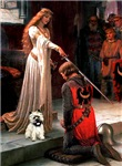 THE ACCOLADE<br>& Wheaten Cairn Terrier