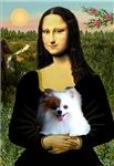 MONA LISA<br>&  Pomeranian (RW)