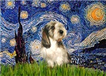 STARRY NIGHT<br>& Petit Basset Griffon Vendeen