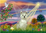CLOUD ANGEL<br>& West Highland Terrier#6