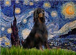STARRY NIGHT<br>& Gordon Setter