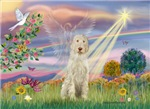 CLOUD ANGEL<br> & Italian Spinone