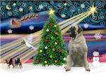 CHRISTMAS MAGIC<br>& Bull Mastiff