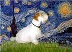 STARRY NIGHT<br>& Sealyham Terrier L1