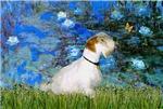 LILIES (#3)<br>& Sealyham Terrier L1