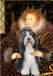 QUEEN ELIZEBETH<br>& Bearded Collie #6