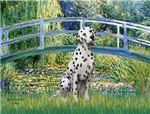 LILY POND BRIDGE<br>&Dalmatian #1