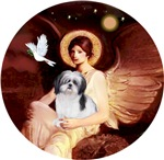 Shih Tzu (A2)<br>Seated Angel