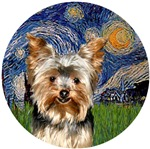 Yorkshire Terrier #17<br>Starry Night