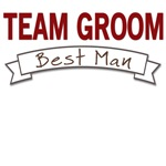 1950s Best Man T-shirts and Attendant Gifts