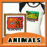Insects & Zoo Animal T-shirts, Clothes & Gifts