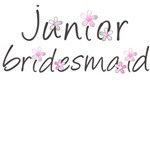 Sweet Pink Junior Bridesmaid Gifts, T-shirts