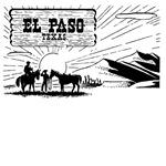 El Paso T-shirts and El Paso Sweatshirts, Totes