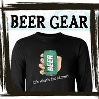 Beer T-shirts and Beer Drinker Gifts