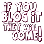 Blog T-shirts and Gifts for Bloggers