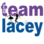 Team Lacey DWTS Shirts, Swag