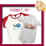 Kismet T-shirts, Apparel & Gifts