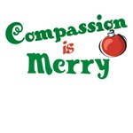 Merry Compassion T-shirts and Gifts