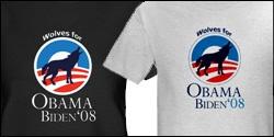 Wolves for Obama