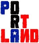 Spangled Portland