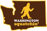 Washington Squatchin