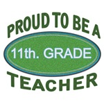 Proud 11th. Teacher