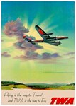 TWA Vintage Passenger Planes