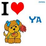 OYOOS Love Dog design
