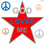 OYOOS God Loves Me design