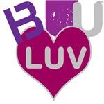 OYOOS B U Luv Heart design