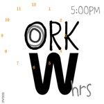 OYOOS Work Hrs design