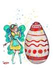 Eloiny The Easter Fairy