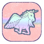 Distressed Unicorn