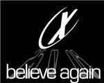 Believe Again X Files Black