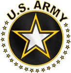 United States Army Stars Tees, T-shirts & Gifts