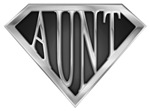 Super Aunt in Chrome