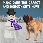 Hand Over the Carrot (Apricot)