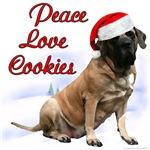 Peace Love Cookies