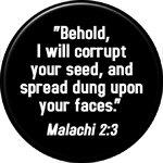 MALACHI 2:3 Gear