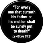 LEVITICUS 20:9 Gear