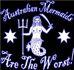Australian Mermaids White