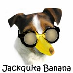 JRT Weird Humor - Jackquita Banana