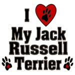I love (heart) my JRT