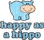 Happy As A Hippo