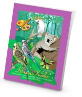 A Coloring Book of More than 80 Koalas and ...